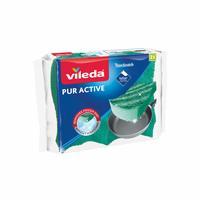 Houbička VILEDA Pur Active 2ks