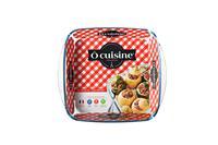 Skleněný pekáč OCUISINE 25x22cm/1,6L, borosil...