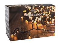 Vánoční světelný řetěz 1500 LED IP44 30m s časovačem