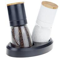 Mlýnek na sůl a pepř, 2 ks, 140 ml