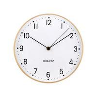 Nástěnné hodiny TORO 25cm zlaté