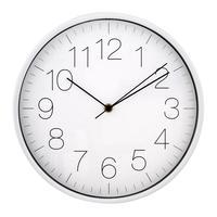 Nástěnné hodiny kulaté, pr. 30 cm, assort