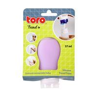 Cestovní lahvička na kosmetiku TORO 37ml