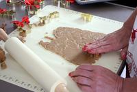 Silikonový kuchyňský váleček TORO 43cm