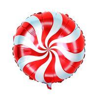 Balónek fóliový TORO 45cm lízátko