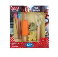 Dětský set na pečení TORO 6ks