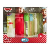 Dětský set na pečení TORO 10ks