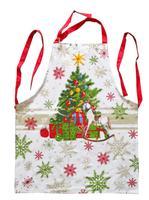 Kuchyňská zástěra TORO vánoční