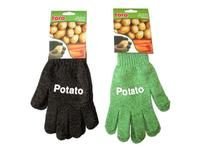Rukavice na brambory, nylon