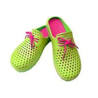 Dámské gumové pantofle s tkaničkou TORO 41 assort