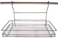 polička závěsná kuchyňská 35 x 22 x 20 cm