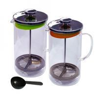 Konvice na čaj a kávu 1 l s filtračním sítkem