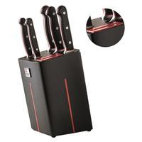 Blok na nože s brouskem RICHARDSON SHEFFIELD Velocity + 5 nožů