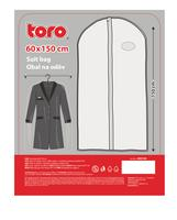 Obal na oblek TORO 150x60cm netkaná textilie