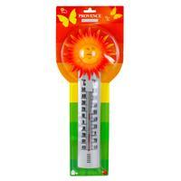 Venkovní teploměr -40-+50°C PROVENCE sluníčko/beruška