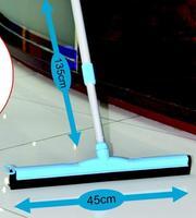 Stěrka na podlahu s teleskopickou násadou TORO