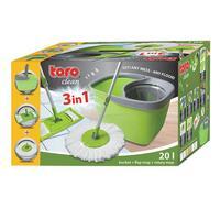 Tornado set - kbelík, 2 x mop, násada