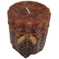 Vonná svíčka PROVENCE 7,5cm mléčná káva