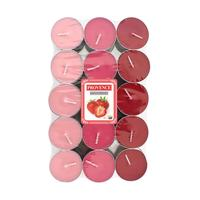 Svíčka čajová jahoda, 30 ks