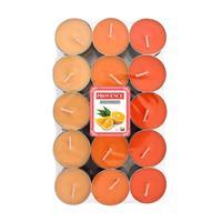 Čajová svíčka PROVENCE 30ks pomeranč