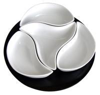 "Sada misek ""Větrník"", keramika, 4 ks"