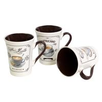 Keramický hrnek na espresso TORO 140ml mix motivů