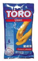 Gumové rukavice TORO velikost L
