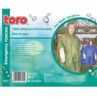 Poncho pláštěnka pro dospělé TORO 130x200cm