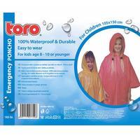 Poncho pláštěnka pro deti,  8-10 let