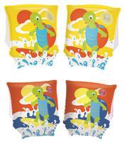 Nafukovací plavací rukávky Želva assort