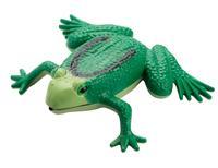 Plastová kvákající žába se senzorem TORO