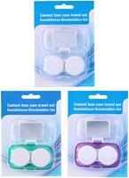 Cestovní pouzdro na kontaktní čočky assort