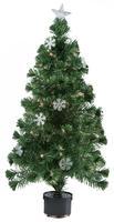 Vánoční stromek 9LED vločky 60 cm