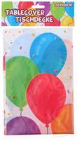 Párty ubrus 130x180cm balónky