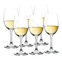 Sklenka na víno LARA, 350 ml, 6 ks