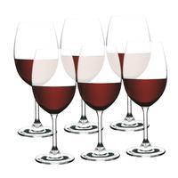 Sklenice na víno LARA 450ml 6ks