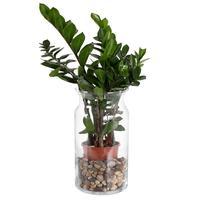 Skleněná váza BOSE 29,5 cm