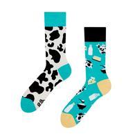 Veselé ponožky DEDOLES kráva 43-46
