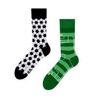 Veselé ponožky DEDOLES fotbal 35-38