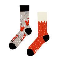 Veselé ponožky DEDOLES liška 43-46