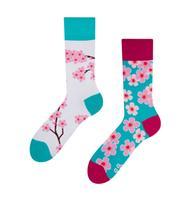 Veselé ponožky DEDOLES sakura 39-42