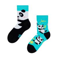 Dětské veselé ponožky DEDOLES panda 27-30