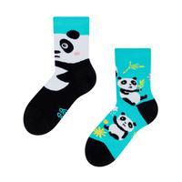 Dětské veselé ponožky DEDOLES panda 31-34