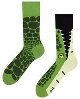 Veselé ponožky DEDOLES krokodýl 39-42
