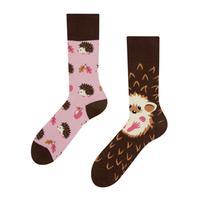 Veselé ponožky DEDOLES ježek 39-42