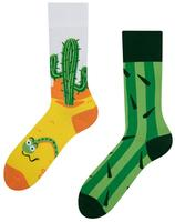 Veselé ponožky DEDOLES kaktus 39-42