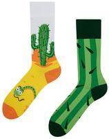 Veselé ponožky DEDOLES kaktus 43-46