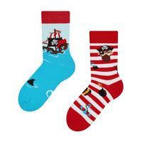 Dětské veselé ponožky DEDOLES pirát 27-30