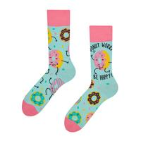 Veselé ponožky DEDOLES donuty 39-42