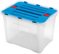 Plastový úložný box s víkem HEIDRUN Dragon 42l